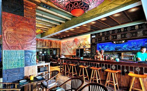 interiorismo restaurante malaga
