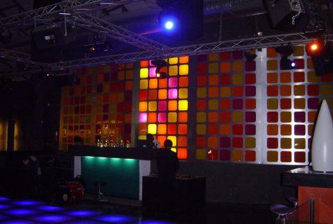 Interiorismo The Funky Club Málaga