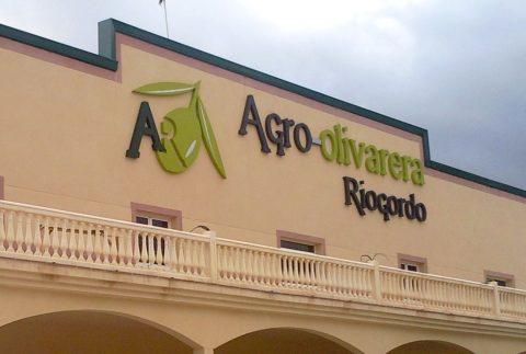 Agro Olivarera Corte de Poliestireno