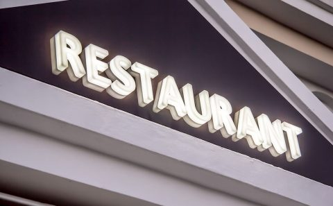 Rotulos Restaurante Tuk Tuk