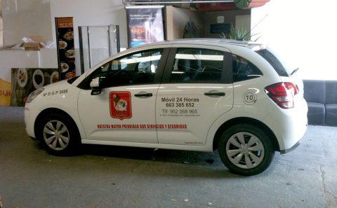 Quartz Seguridad Rotulación de Vehículos