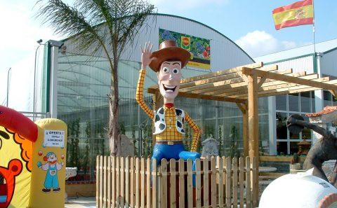 Toy Story Figuras Corporeas 3D