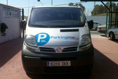 ParkingMar Rotulación de Vehículos