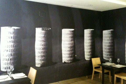 Restaurante 19 Foto Mural