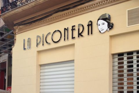 Rótulos La Piconera