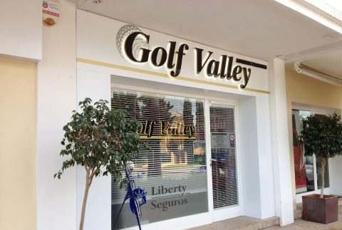 Rótulos Golf Valley
