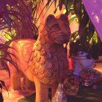 Figuras 3D Patio de los Leones