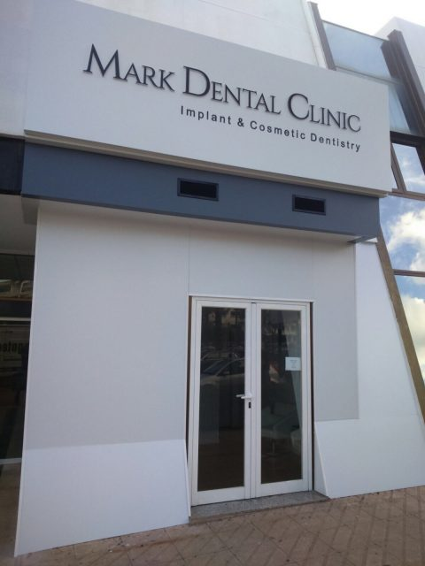 Fachada Mark Dental Clinics