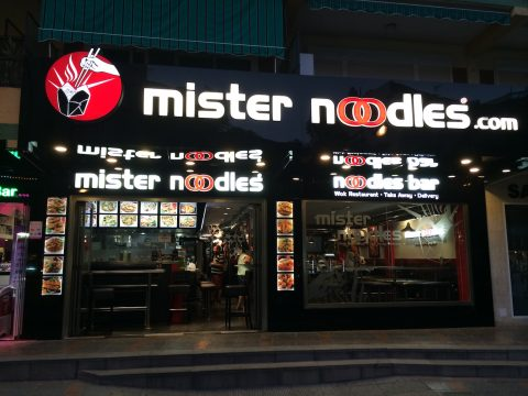 Mister Noodles