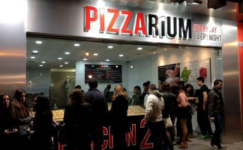 rotulacion franquicias pizzarium