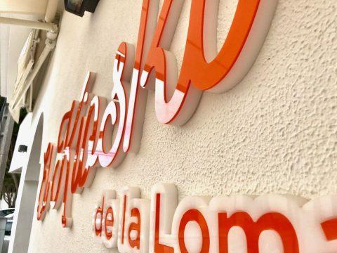 Corte CNC metacrilato Málaga y Marbella