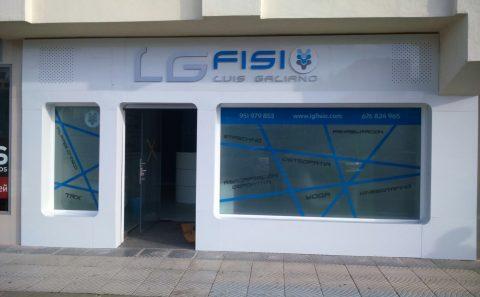 Fachada LG Fisio